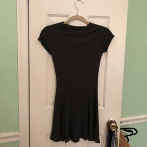 Urban Outfitters BDG Dark Grey Dress